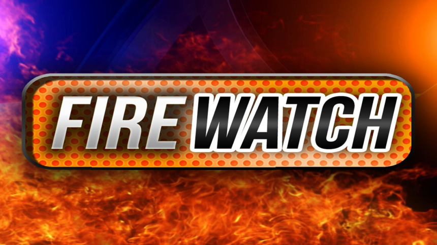 fire watch graphic