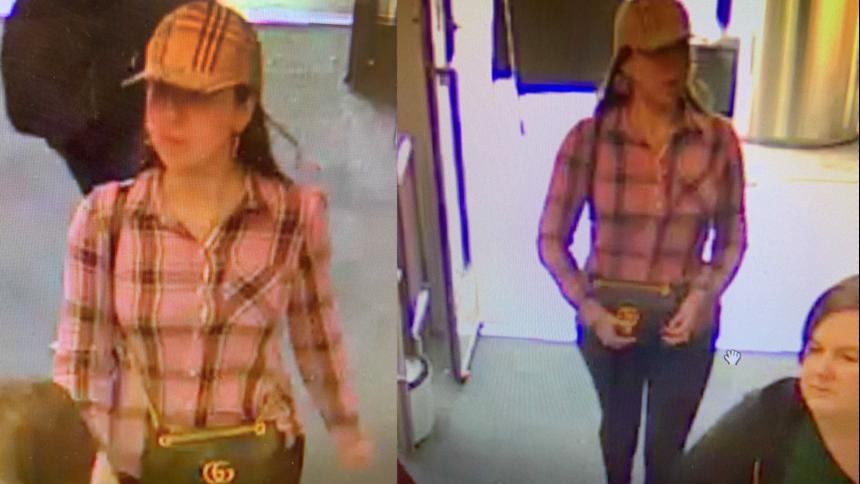 salinas credit card theft suspect