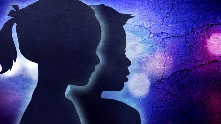 Child crime graphic
