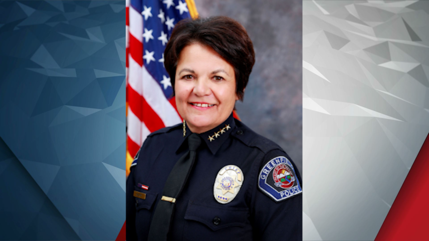 chief denise oglesby greenfield
