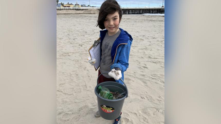 mms cowell beach cleanup