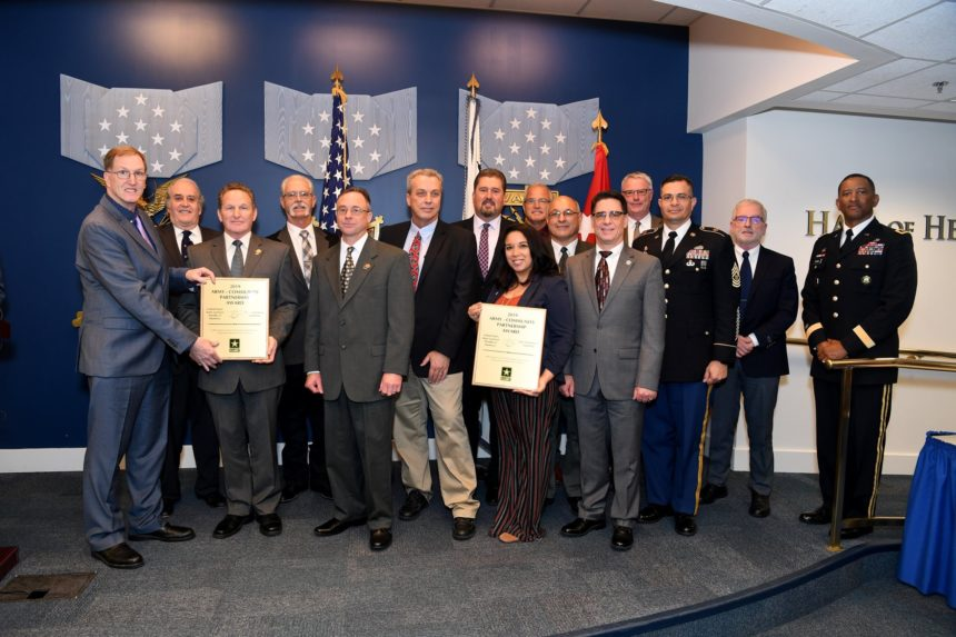 pom pentagon award