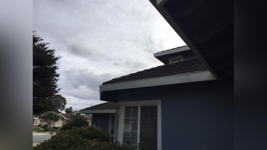 salinas leaking roofs