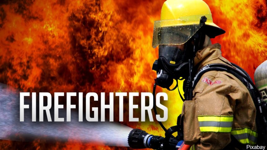 Firefighter graphic
