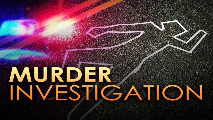 murder investigation graphic