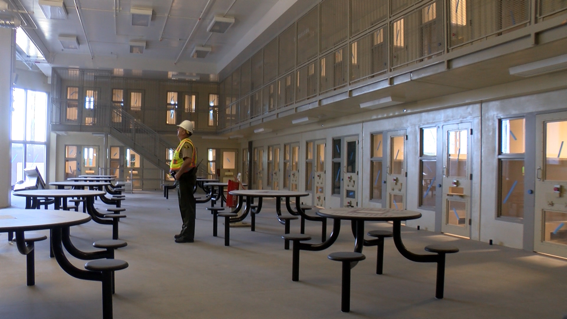 EXCLUSIVE LOOK: New Monterey County jail could open for inmates early summer