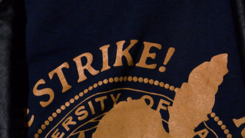 UCSC grad students planning indefinite strike starting Monday