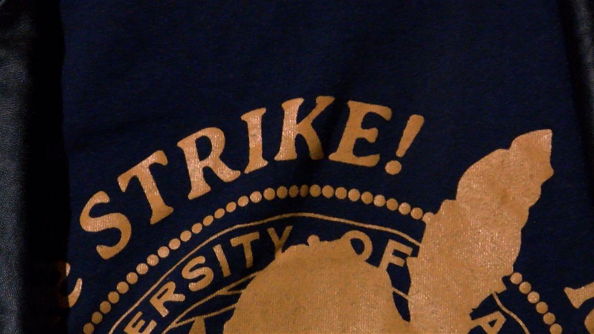 UCSC grad students planning indefinite strike starting Monday