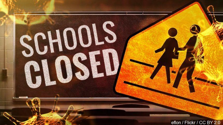 SC SCHOOLS CLOSED