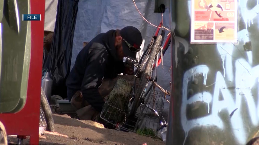homeless precautions amid coronavirus concerns