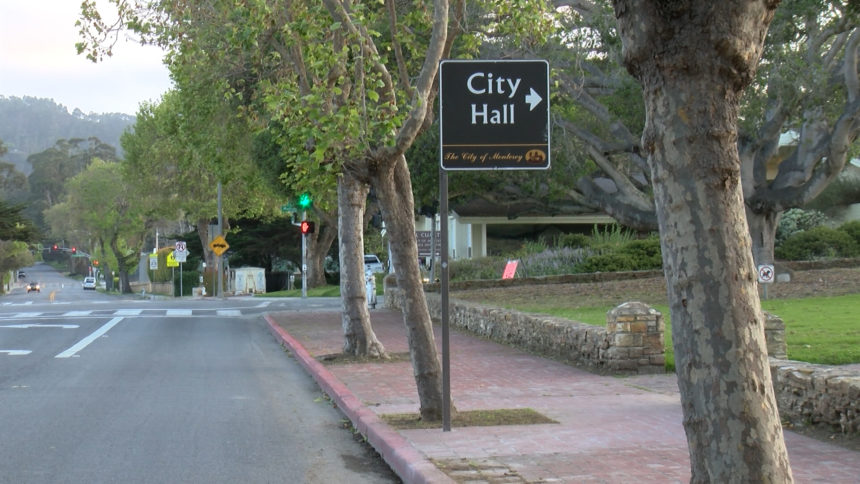 Monterey City Hall