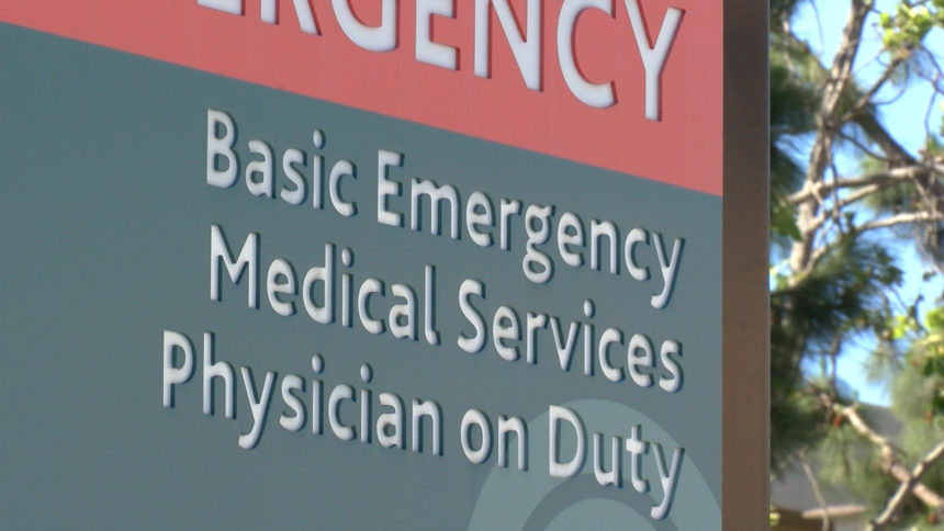 Central Coast ERs seeing downturn amid COVID-19 fears