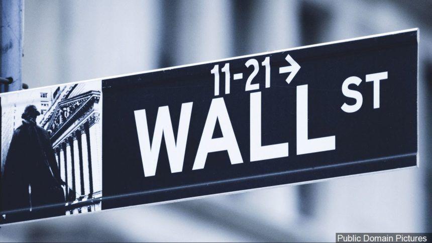 wall street stock