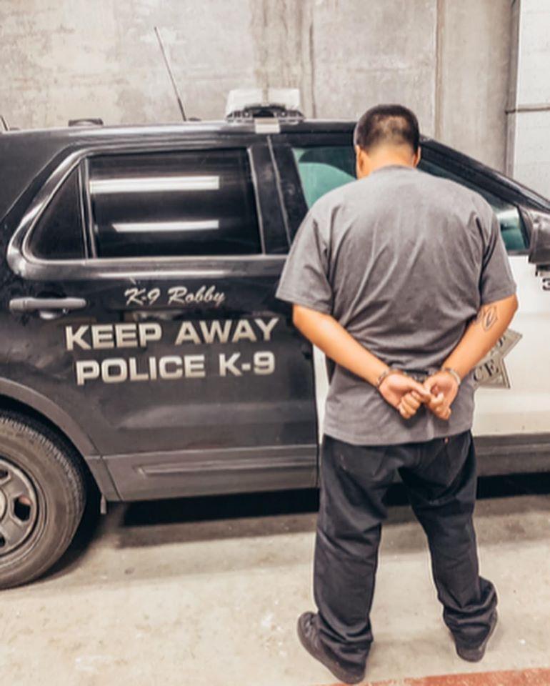 acosta plaza mexicano arrest