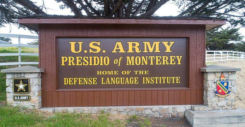 dli presidio of monterey