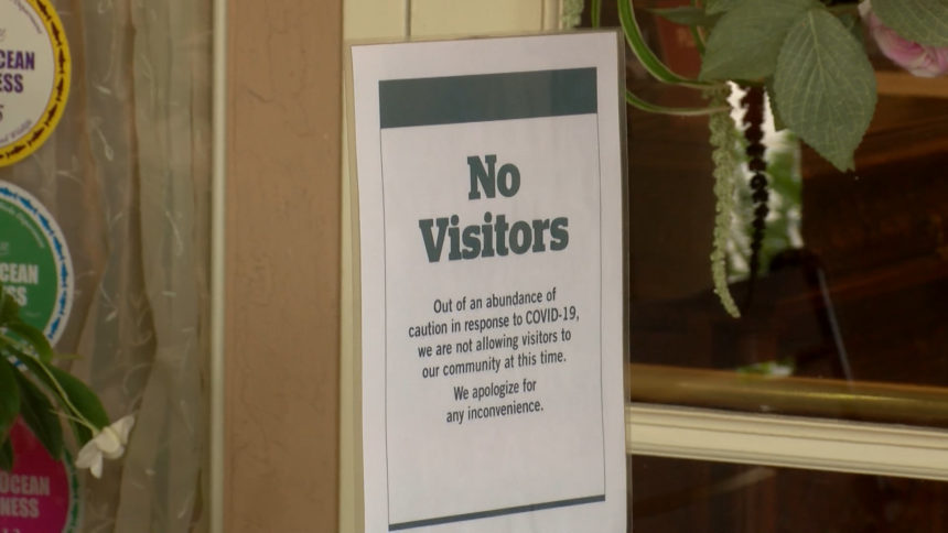 Nursing homes attempt to stop outbreaks at their facilities