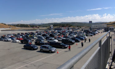 Pacific Grove High School holds graduation ceremony at raceway