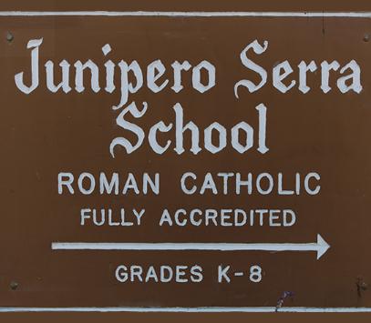 junipero serra school