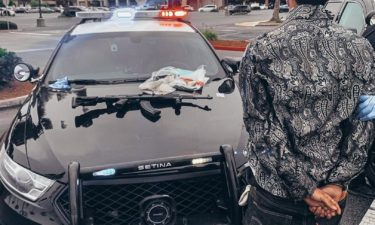 Salinas PD find AK-47 in pulled over car
