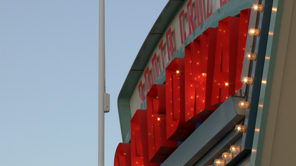 Santa Cruz Beach Boardwalk reopens this weekend for shopping, dining