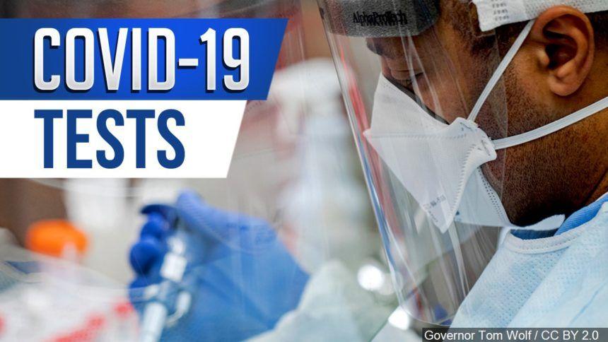 covid-19 coronavirus tests