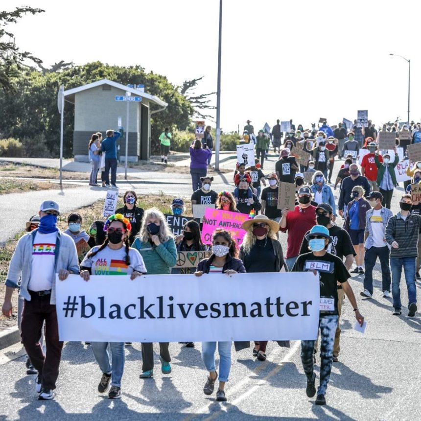 csumb black lives matter