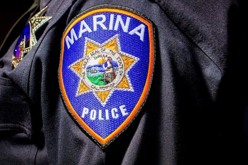 marina police badge
