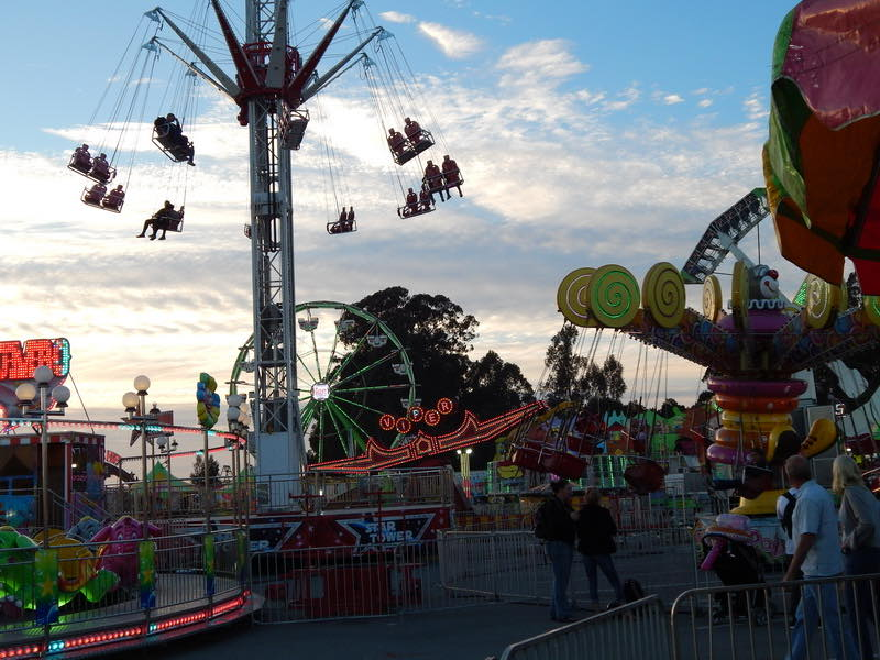 santa cruz county fair