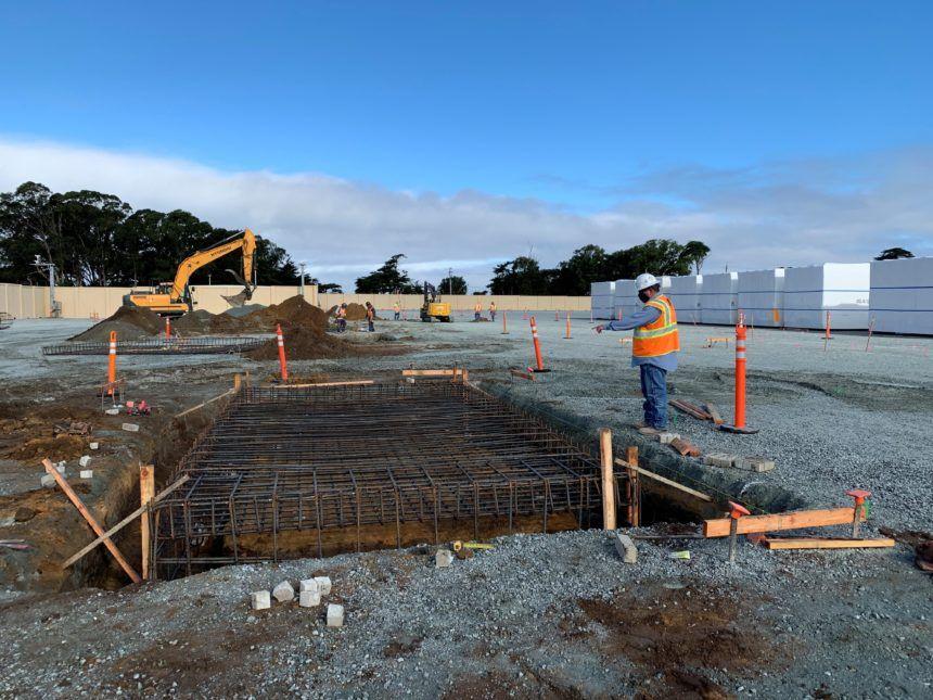 moss landing energy storage Construction start