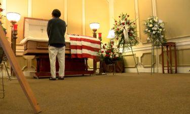 Public viewing for Salinas Mayor Joe Gunter draws memories, emotions for many