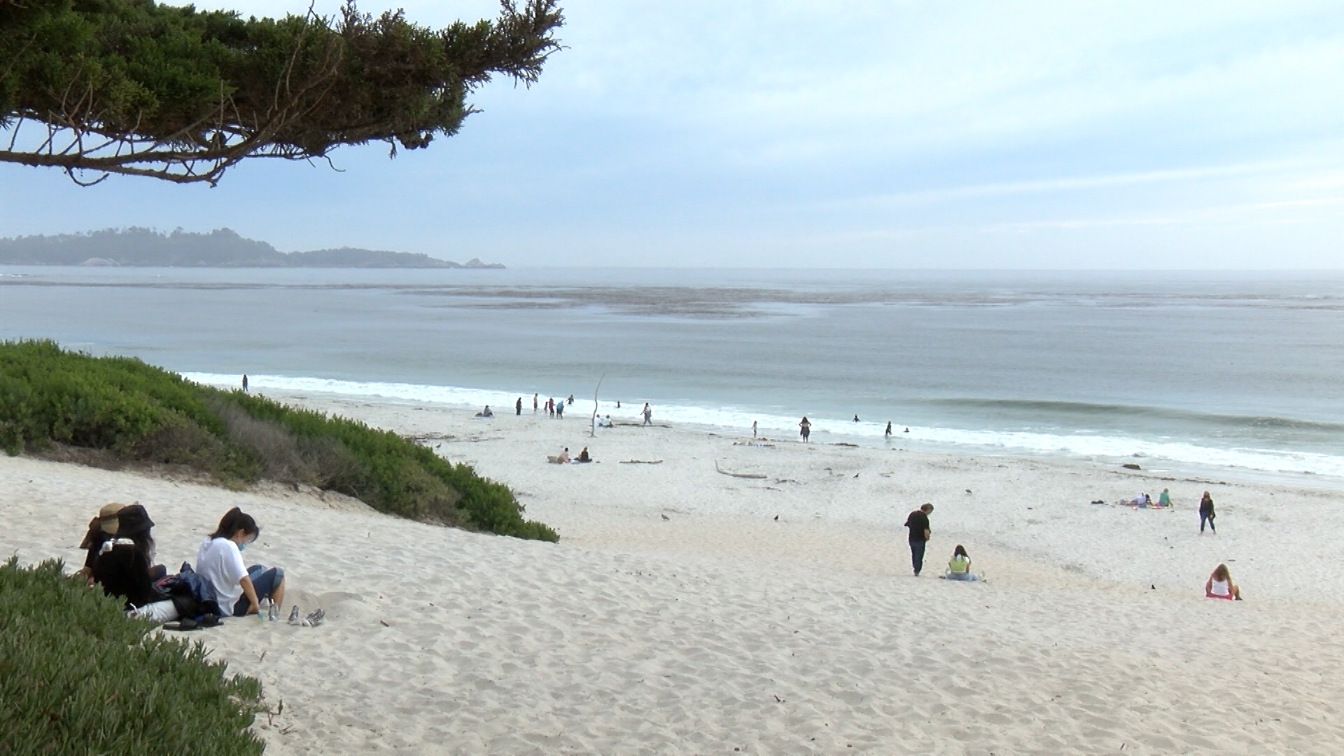 Carmel police to issue fines for beach use violations