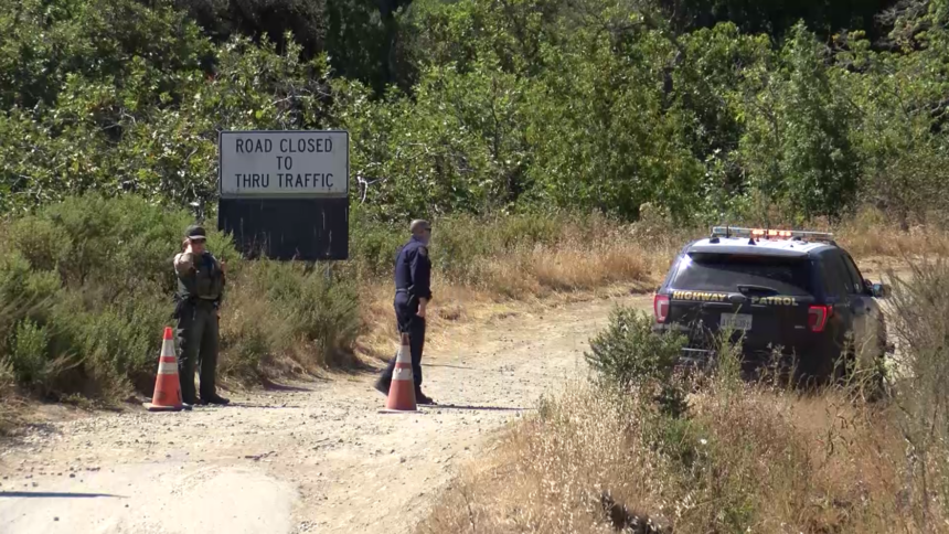 coast road trap incident