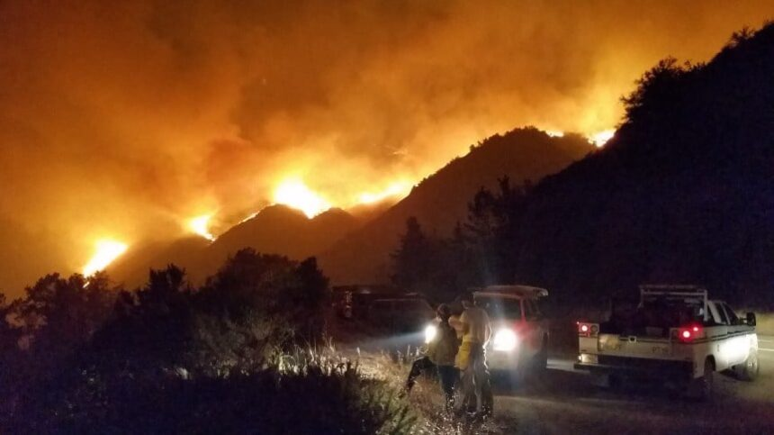 dolan ridge fire