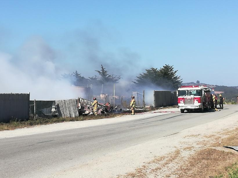 dolan road structure fire
