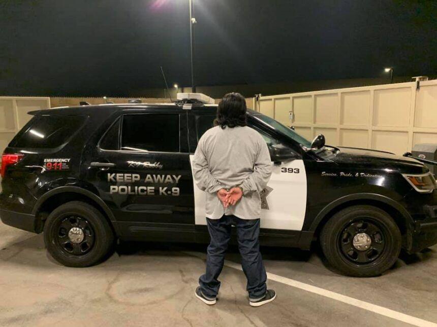 lucas salinas gun arrest