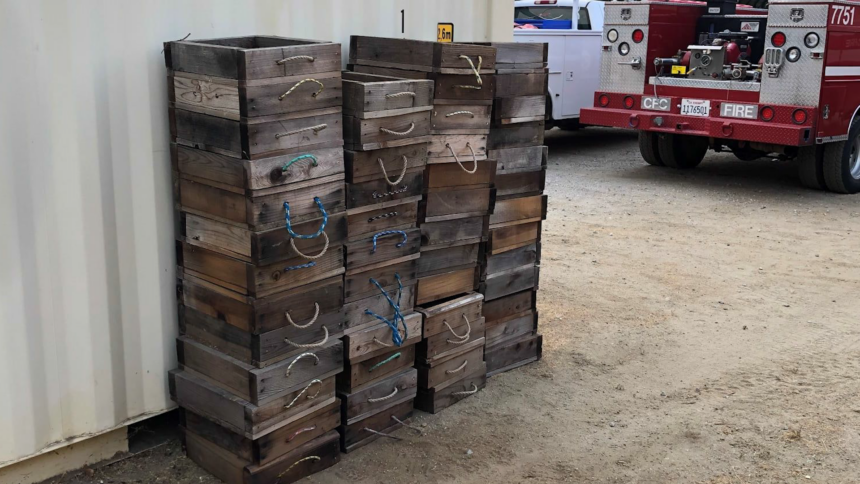 cachagua fire sifter boxes sized