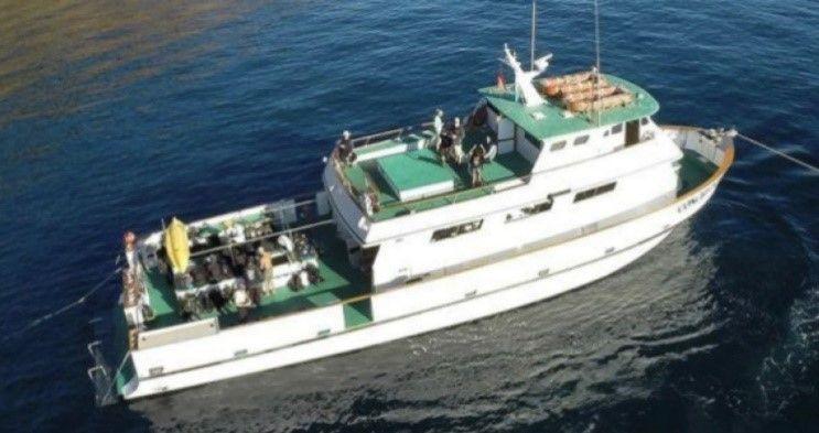 conception boat pre fire