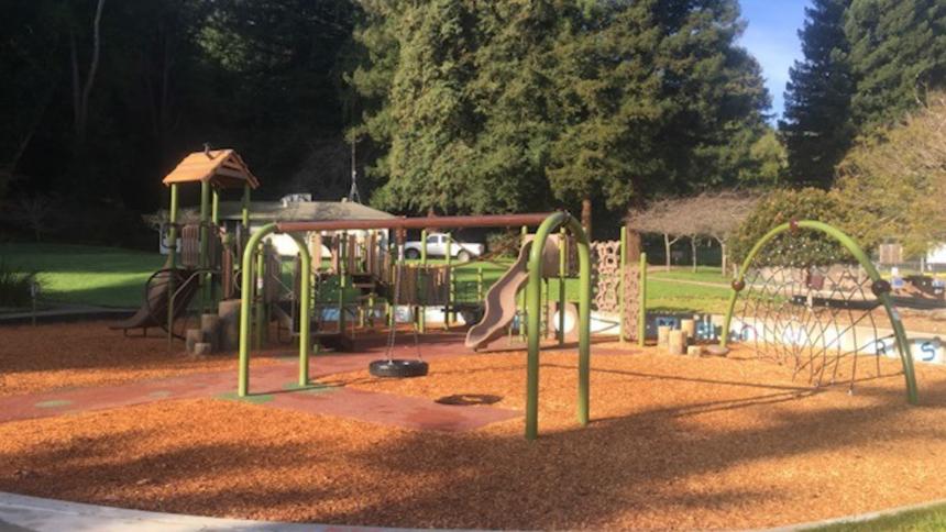 santa cruz playground park