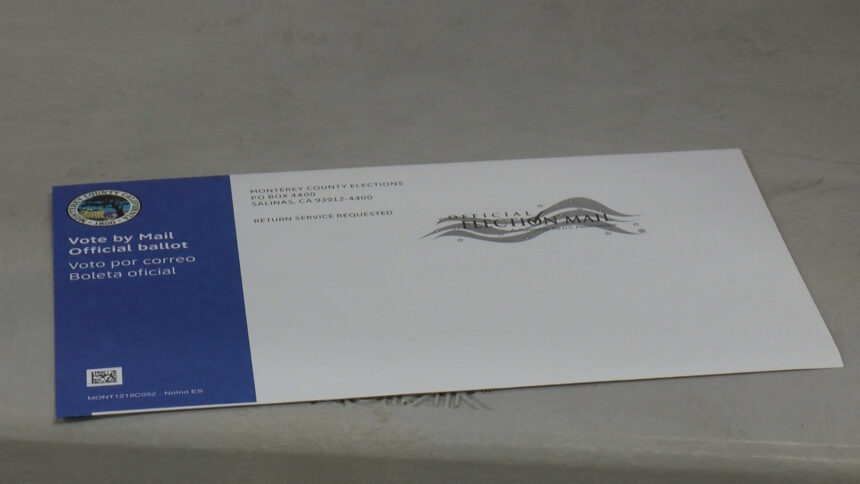 Monterey County Elections: Mail-in ballots are safe way to vote