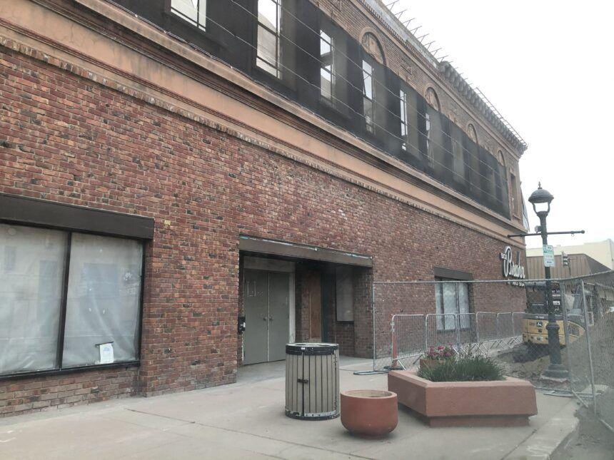 dick bruhn building sold