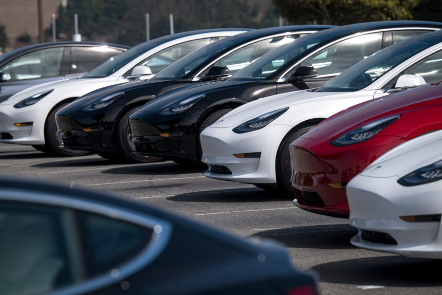 California To Ban New Gasoline Cars By 2035, A First In U.S.
