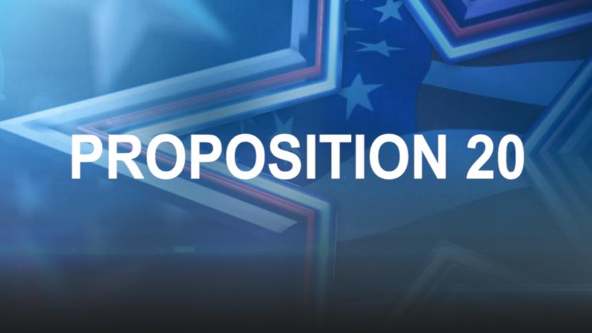 proposition 20 temp