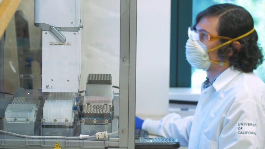 UCSC diagnostic lab