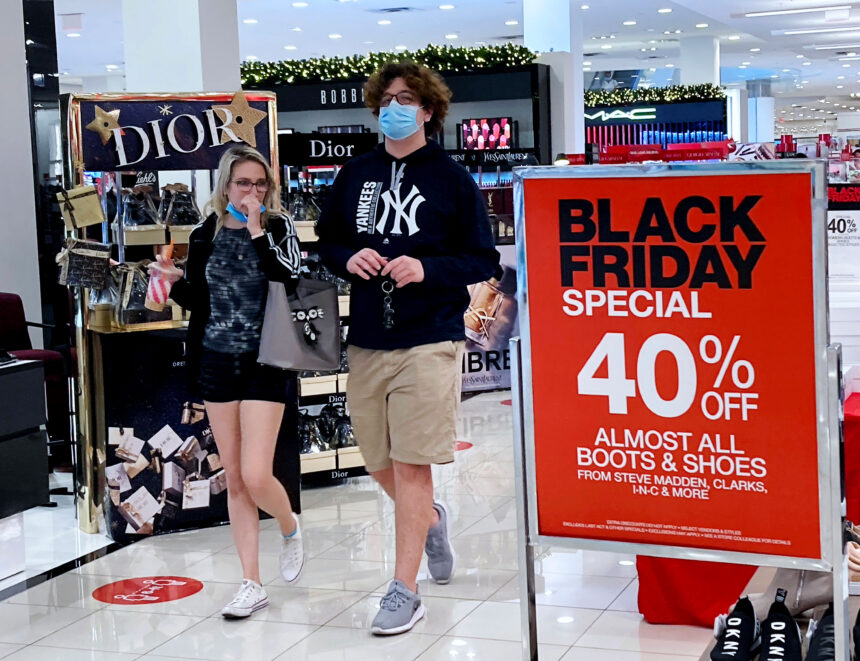 Stores in Orlando, US Prepare for Black Friday Shoppers During the Pandemic - 24 Nov 2020