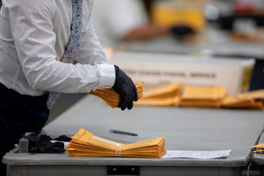 Detroit ballots