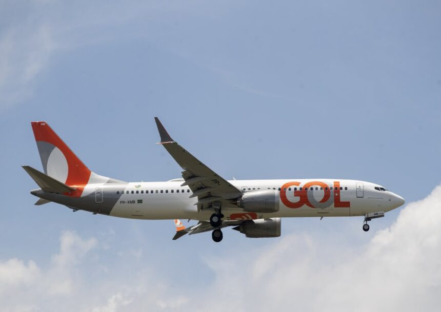 gol airlines boeing 737 max