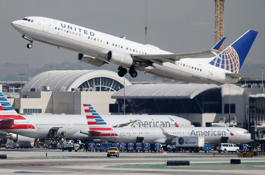 American And United Airlines To Furlough Over 32,000 Employees