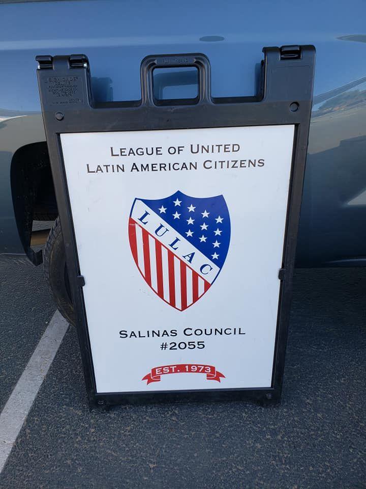 lulac 2055 sign salinas