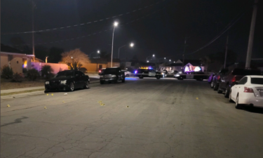At least one person shot in Salinas Saturday evening
