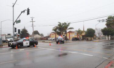 Salinas PD investigate fatal vehicle vs. pedestrian accident Saturday morning